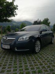 Opel Insignia NAVI PDC TEMPOMAT