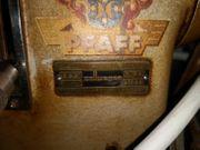 Pfaff Industrie Nähmaschine mit Starkstromanschluss