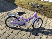 lila violett flieder Puky Kinderrad