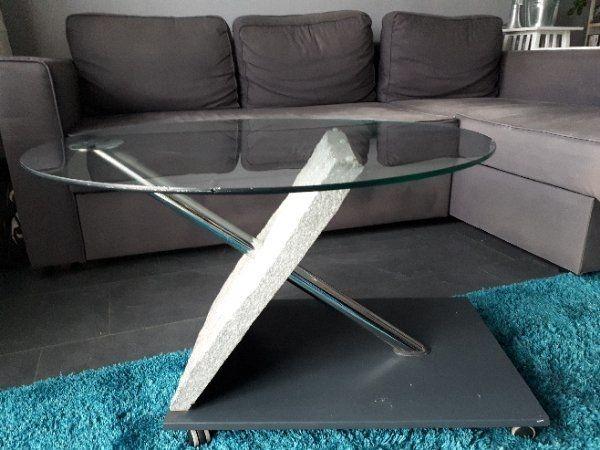 Glastisch kaufen glastisch gebraucht for Glastisch wohnzimmertisch