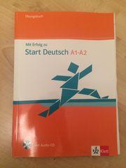 Übungbuch Klett Deutschkurs A1-A2