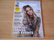 Tätowier-Magazin 02 19 Tattoo-Trends und