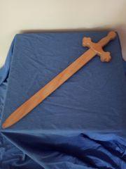 Ritterschwert Holzschwert Schwert Kinder Ritter