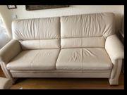 HIMOLLA Couchgarnitur Couch Sofa Echtleder