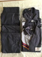 Arbeitsanzüge Hose und