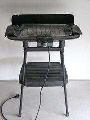 elektrischer Tischgrill mit Gestell 2000