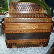 Steir Harmonika 5021 Schaborak Sondermodell