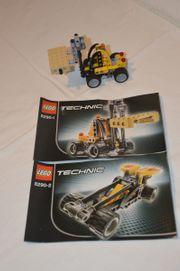 Lego Technik 829 0 Gabelstabler
