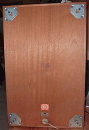 2 Lautsprecherboxen ARENA made in
