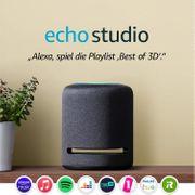 Amazon Echo Studio Lautsprecher Alexa