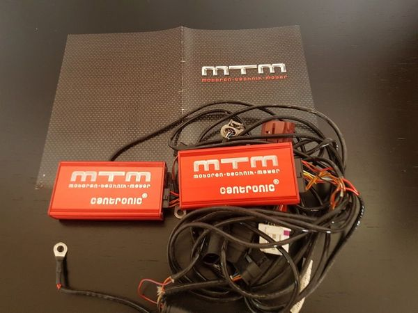 MTM Tuning-KIT Audi S4 und