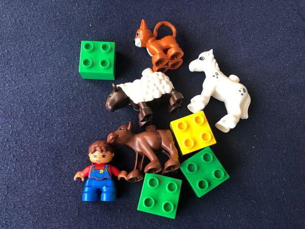 Verschiedene Lego Duplo Sets
