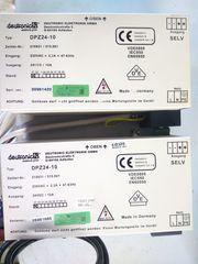 2 x Netzteile 230V - 24