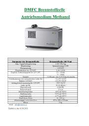 Brennstoffzelle EFOY Pro 2400 Duo
