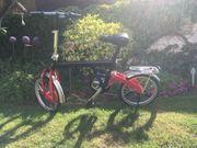 Birdy Faltrad von Riese und