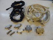 Verschiedene Kabel TV