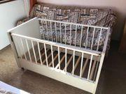Retro Kinderbett von Paidi aus