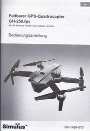 Quatrocopter - Nagelneu