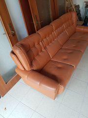 Zu verschenken Schöne 4-Sitzer Couch