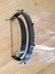 Gesichtsschutzschild Faceshield aus dem 3d-Drucker
