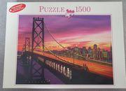 Puzzle 1500 San Francisco