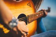 Gitarrenlehrer - E-Gitarre akustik Gitarre
