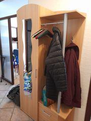 Garderobe Garderobenschrank