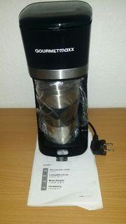 Kaffeemaschine mit Thermobecher