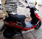 Cityroller Alpha Motors Roller Moped