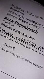 Anna Depenbusch - Hallenbad