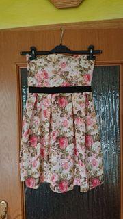 minikleid Kleid Madonna Größe s