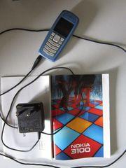Nokia 3100 Handy mit Snake