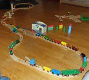 Holzeisenbahn von brio eichhorn