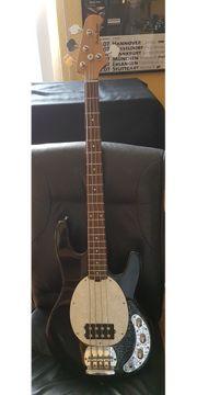 E Bass Harley Benton