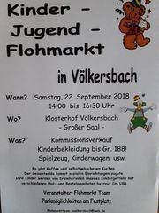 Kommissions-Flohmarkt Völkersbach 22 09 2018