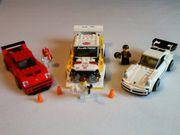 LEGO SPEED CHAMPIONS - 3er SET