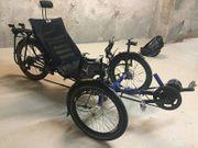 ICE adventure liegerad handicap behindertenfahrrad