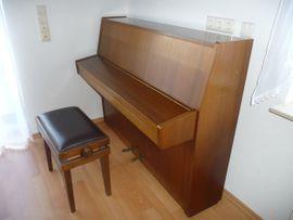 Tasteninstrumente - Klavier Wollmann