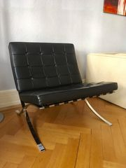 Knoll International Barcelona Chair Mies