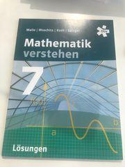 Mathematik verstehen 7 Lösungen