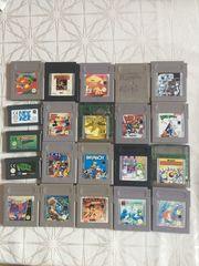 Gameboy Spiele Gameboy Advance