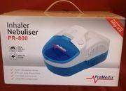 Inhaliergerät Inhalierer Inhaler Nebuliser PR
