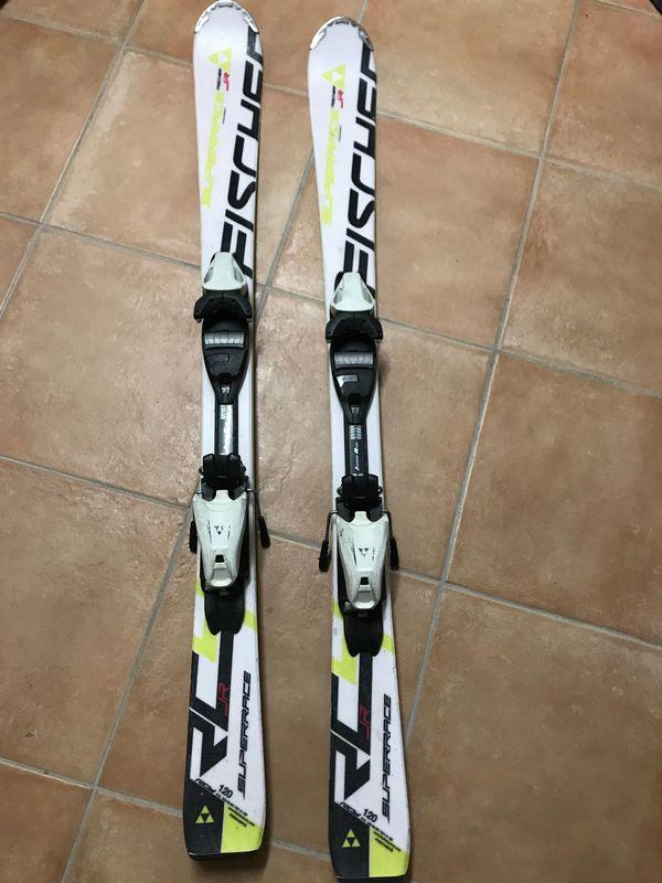 Ski Alpin Kinder Fischer Junior