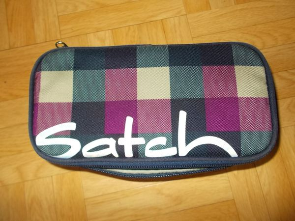 Satch Stiftebox - Berry Carry