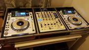 2 x Pioneer CDJ2000 und