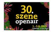 30 Szene Open Air - Wochenendpass