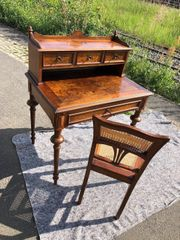 Antiker Damensekretär Schreibtisch