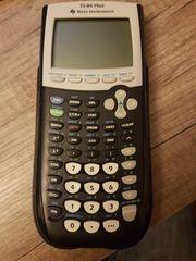 TI-84 Plus max 1 Monat