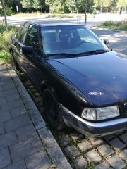 Winterauto Audi 80