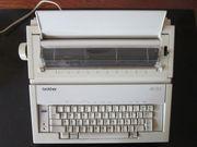 Elektronische Schreibmaschine Brother AX-110